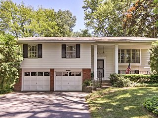 NEW! Home w/Deck & BBQ-1 Mi to DT Saratoga Springs!