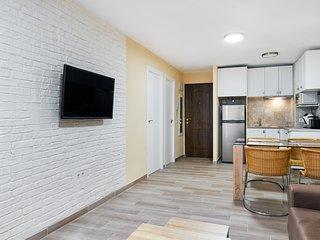 Apartamento CURA BEACH PROA II, a 50m2 de la playa del cura