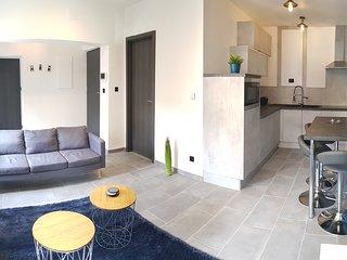 Le Cyclade, appartement de standing en hyper-centre de SARREGUEMINES.