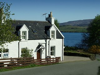 Keeper's Cottage, Skeabost Bridge, nr Portree, Isle of Skye