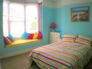 Happy Seaside Days in Combe Martin Ensuite Bedroom