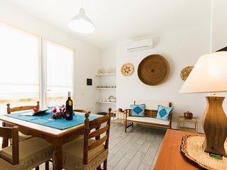 Sulcis, appartamento tipico sardo vicino al mare