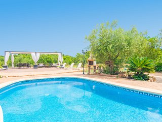 SON PERE GENET - Villa for 6 people in Buger