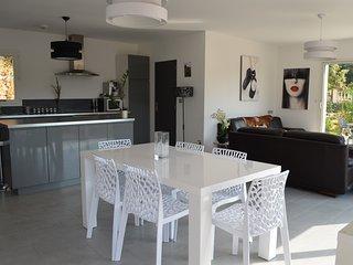 Villa moderne -  au calme - TOUT CONFORT