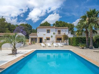 Villa Aloha en Teulada,Alicante para 8 huespedes