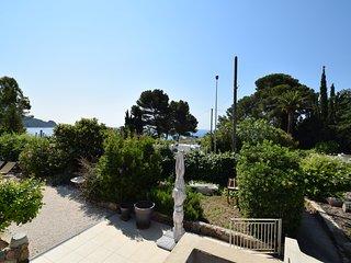 Villino 2 piani con piscina, vista mare - Costa Azzurra