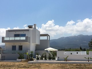 LUXURY SEA VIEW  XENOS VILLA 3 WITH A PRIVATE POOL