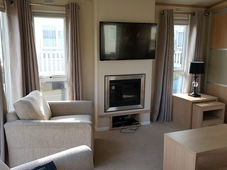 A Real Platinum Home From Home  - 14ft Wide Caravan