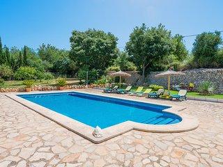 SA TANCA DE CAN VICENS - Villa for 4 people in SENCELLES