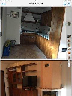 Appartamento con 4 posti letto completo di ogni confort