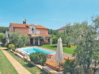 4 bedroom Villa in Velovici, Istria, Croatia : ref 5638279