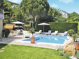 5 bedroom Villa in Pobri, Primorsko-Goranska Zupanija, Croatia : ref 5638466