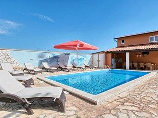 6 bedroom Villa in Škatari, Istria, Croatia : ref 5638386
