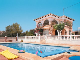 3 bedroom Villa in Villajoyosa, Valencia, Spain : ref 5638150
