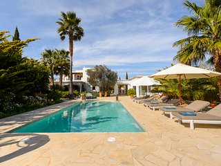 6 bedroom Villa in Sant Carles de Peralta, Balearic Islands, Spain : ref 5638646