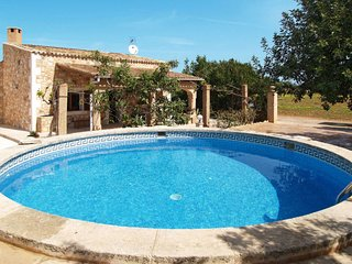 2 bedroom Villa in Cala Mondrago, Balearic Islands, Spain : ref 5638096