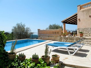3 bedroom Villa in Galilea, Balearic Islands, Spain : ref 5638135