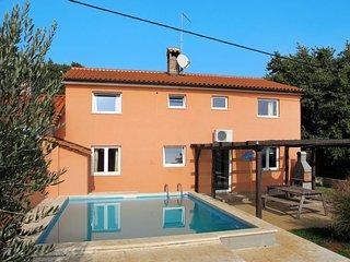 4 bedroom Apartment in Gradina, Istria, Croatia : ref 5638468