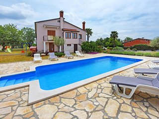 5 bedroom Villa in Sabadin, Istria, Croatia : ref 5638492