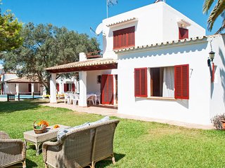 4 bedroom Villa in Cala Egos, Balearic Islands, Spain : ref 5638122