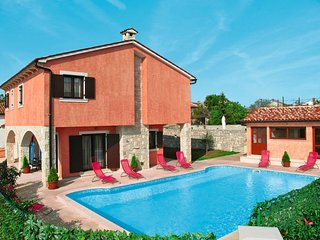 4 bedroom Apartment in Orihi, Istria, Croatia : ref 5638347