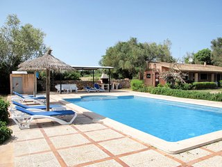 3 bedroom Villa in Son Mesquida, Balearic Islands, Spain : ref 5638082