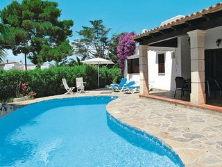 3 bedroom Villa in Cala Mendia, Balearic Islands, Spain : ref 5638155