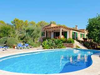 3 bedroom Villa in Cas Concos, Balearic Islands, Spain - 5638086