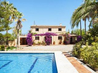 3 bedroom Villa in sa Sorda, Balearic Islands, Spain : ref 5638117