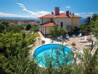 6 bedroom Villa in Zamet, Primorsko-Goranska Zupanija, Croatia : ref 5638342