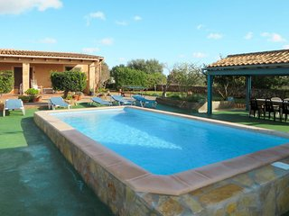 3 bedroom Villa in S'illot, Balearic Islands, Spain : ref 5638104