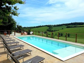 7 bedroom Villa in Costabianca, The Marches, Italy : ref 5638612