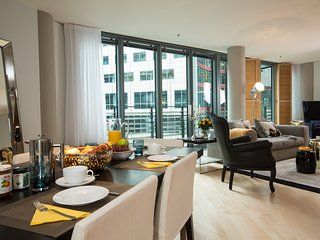 Gorgeous 2-bedroom luxury apartment in Berlin's Potsdamer Platz