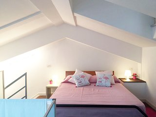 La casa del fenicottero rosa