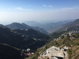 Private Studio Apartment at Mussoorie amidst the mountains