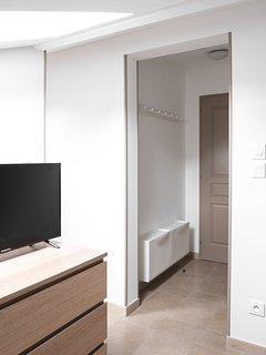 chambre 2 avec deux grand lit 160 x 200