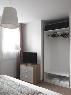 chambre 1 dressing