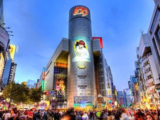 TOP LOCATION, CENTRAL SHIBUYA!