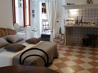 Appartamento romantico a Venezia centro storico