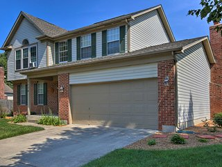 NEW! 4BR Home w/ Backyard Patio near Indianapolis!