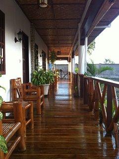 Terrasse at Bungalow