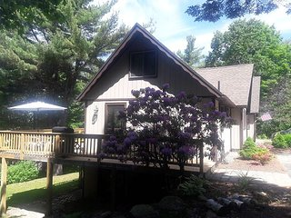 Lake Winnipesaukee Beach Access Home in Gilford(VER142B)