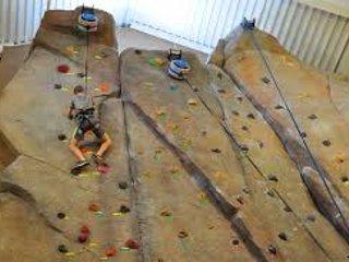 Rec Center muro de escalada