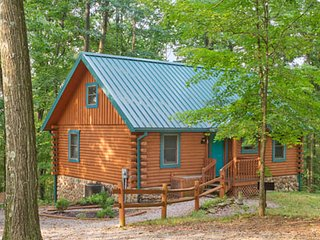 Hummingbird Cabin in the Hocking Hills