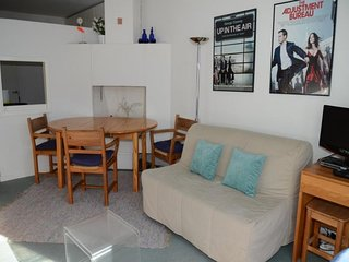 appartement spacieux avec belle terrasse