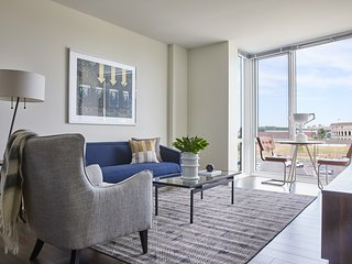 Sleek 1BR in Lower Allston by Sonder