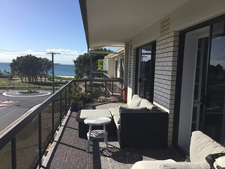 Opposite Surf Beach with views of Moreton Island, Benny Street Woorim