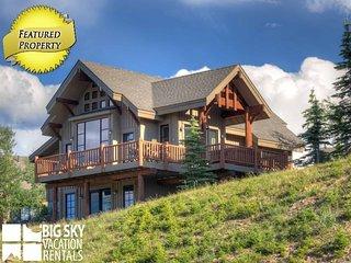 Moonlight Basin Rental Moonlight Mountain Home 5 Derringer
