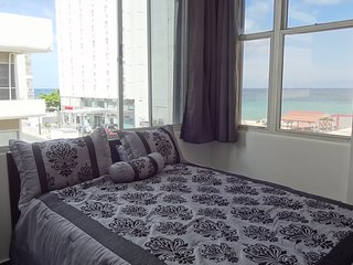 2 BR/1 Bath with Ocean View and Balcony
