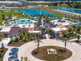 9000FKD New Solara Resort 9 Bedroom  6 Bathroom